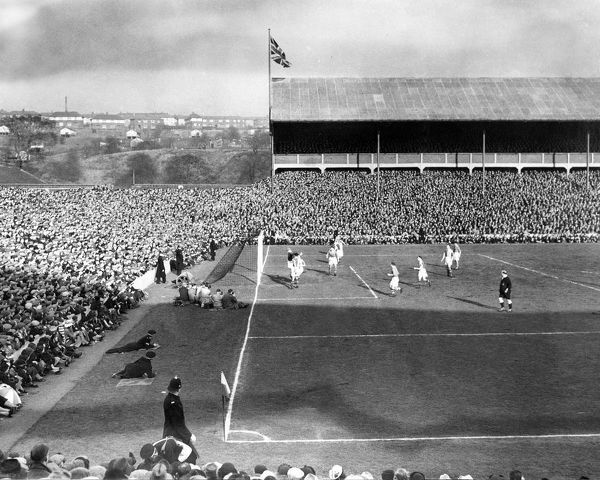Ewood Park Blackburn 1939
