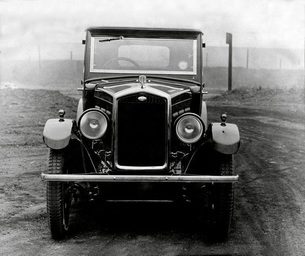 The Wolseley Hornet 1930