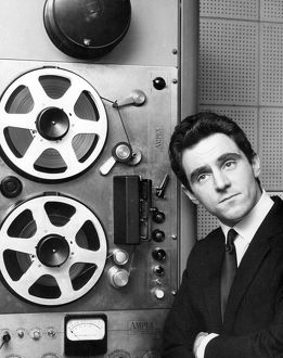 famous faces/anthony newley recording studio