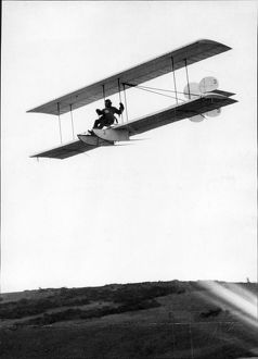 aircraft/fokker single seater fg 1 biplane 1922