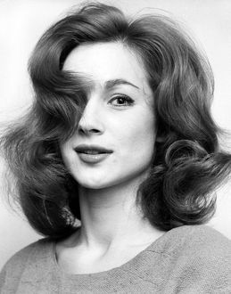 famous faces/shirley anne field actress