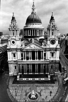 london/st pauls cathedral